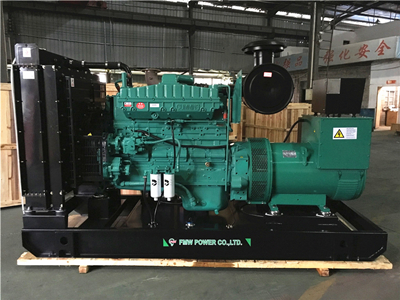 cummins engine generating set